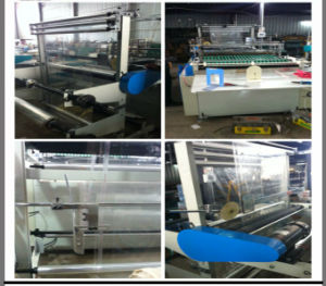 High Speed Plastic PE PP Side Sealing Bag Making Machine (DC-B) pictures & photos