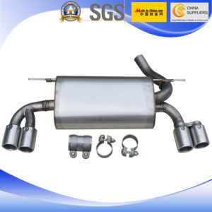 2014-up Exhaust Pipe for Mt Bumper pictures & photos