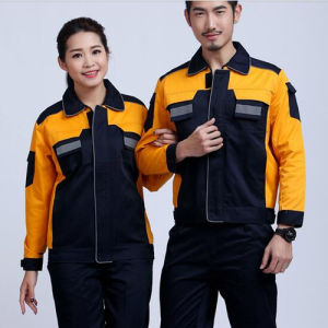 Industrial Work Suit & Factory Worker Suit & Mechanic Worker Uniform pictures & photos