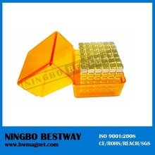 China Block Strong NdFeB Magnet Manufactures Ningbo Bestway pictures & photos