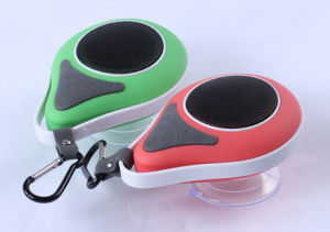 Portable Wireless Stereo Handfree Bluetooth Speaker (CP04004) pictures & photos