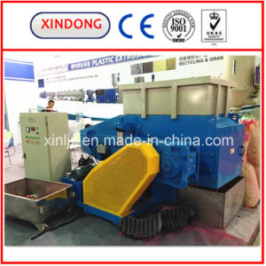 Single Shaft Shredder (DS600 1500) pictures & photos