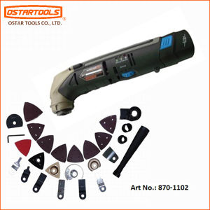 Electric Renovator Hand Tools Multi Function Oscillating Cordless Power Tool pictures & photos