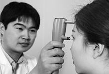 Ce Certificated Portable Rebound Tonometer, Ophthalmic Equipment pictures & photos