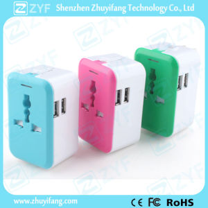 All in 1 Wall Charger Adapter with USB Charger Port (ZYF9017) pictures & photos