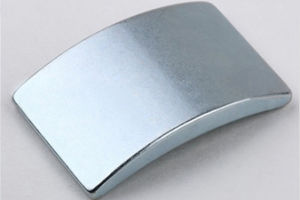 High Quality NdFeB/Neodymium Magnet for Motor with Zn Coating