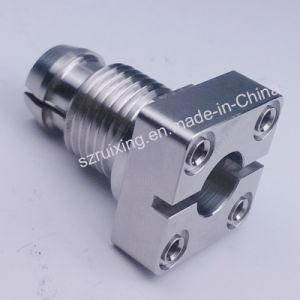 Custom Made CNC Machining Part of Stainless Steel Metal Head pictures & photos