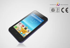 """3G Double Chip 4.0"""" WCDMA Smart Phone"""
