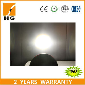 9′′ LED Round Light 96W 4D Work Lamp pictures & photos