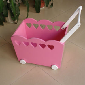 Children Carriage/Baby Car/Kid′s Trolley (BS-39) pictures & photos