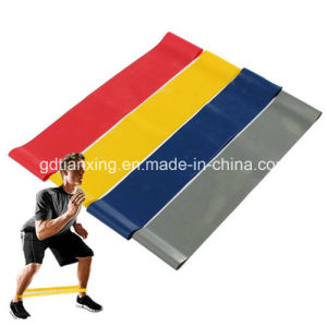 Resistance Bands Exercise Loop Crossfit Strength Weight Training Fitness Yoga pictures & photos