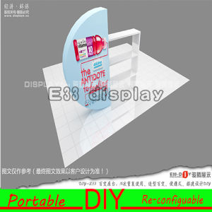 Portable Banner Display Stand DIY Trade Show Exhibition pictures & photos