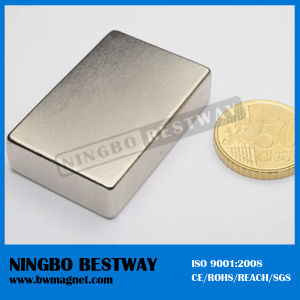 High Power Industrial Block Magnet for Sales pictures & photos