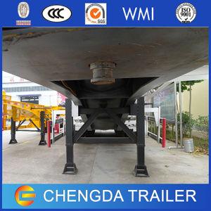 30cbm Bulk Cement Tankers Bulk Cement Carrier Semi Trailer pictures & photos