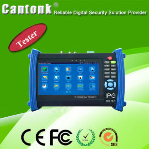 Surveillance IP PTZ/IP Camera Tester 7 Inch 800X600 Touch Screen pictures & photos