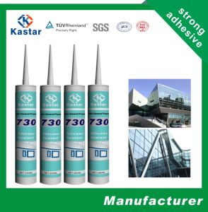 SGS Certification Silicone Glass Sealant (Kastar730) pictures & photos