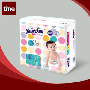 Breathable Disposable Sleepy Baby Diaper Prices pictures & photos