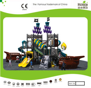 Kaiqi Medium Sized Pirate Ship Themed Children′s Playground - Perfect for Beaches, Schools and More! (KQ20084A) pictures & photos
