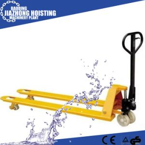 2 Ton Pallet Jack Hand Pallet Truck Low Hydraulic Jack pictures & photos