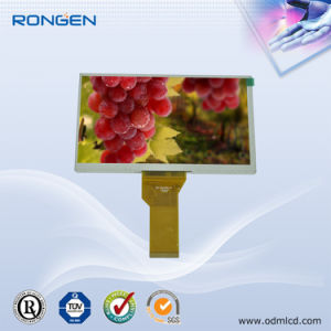 7 Inch TFT LCD Display Module 800*480 with High Brightness pictures & photos
