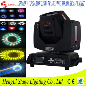 7r 230W Sharpy Moving Head Beam for Club