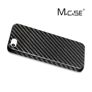 Real Carbon Fiber Latest Model for iPhone 5se Case pictures & photos