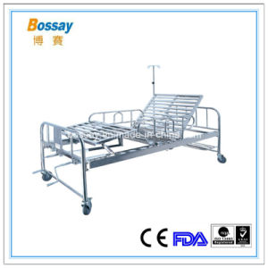 Ce ISO Approved S. S Medical Bed pictures & photos
