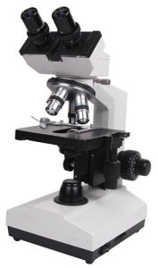 LED Binocular Microscope Xsz-107bn LED pictures & photos