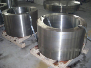 Close Die Cylinders Machined Precise Forged Sleeve pictures & photos