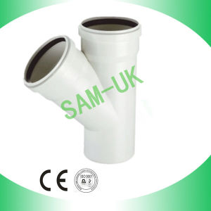 Skew Tee with Socket for Water Supply pictures & photos