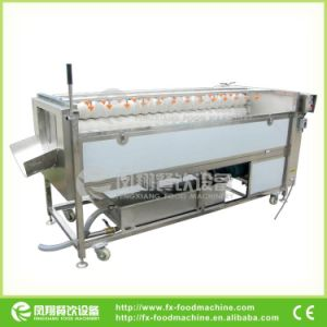 Px-1500 High Pressure Spray Potato Carrot Radish Vegetable Washing Machine pictures & photos