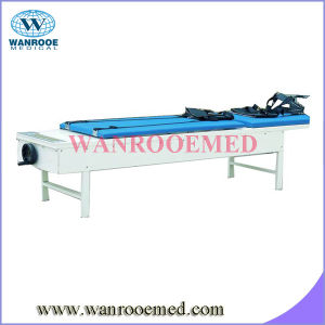 Hand Operated Cervical and Lumbar Therapy Traction Bed pictures & photos