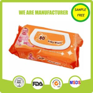 High Quality Baby Use Alcohol Free Disposable Soft Baby Wipe