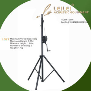 Profession Stage Height Adjustable Light Stand (LS22) pictures & photos