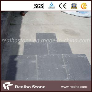 Natural Surface Black Slate Roofing Tile pictures & photos