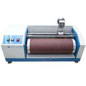 Automatic DIN Abrasion Test Machine pictures & photos