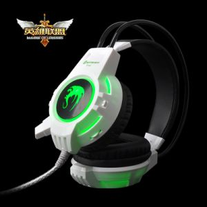 Factory Factory Cheap 3.5mm Plug Headphones 7.1 Gaming Headset (K-16) pictures & photos