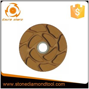 Diamond Wet and Dry Resin Bond Floor Polishing Pads pictures & photos