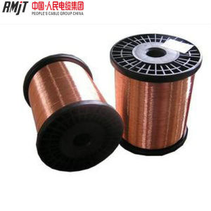 PVC Insualted Copper Clad Aluminum Electrical Wire CCA pictures & photos