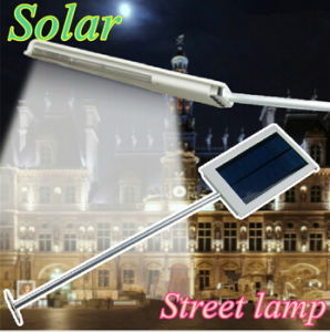 Super Bright LED Solar Lamp Street Light Outdoor pictures & photos