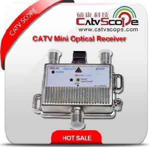 Professional Supplier High Performance CATV Mini Optical Receiver/Fiber Optic Node