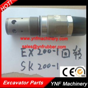 Excavator Parts Swing Motor Main valve for Ex200-1 Sk200-1 pictures & photos