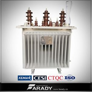 50/60Hz Power Frequency 3 Phase 22kv/400V 50kVA Oil Transformers pictures & photos