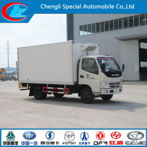 Footon 4*2 Refrigerated Truck Bodies pictures & photos