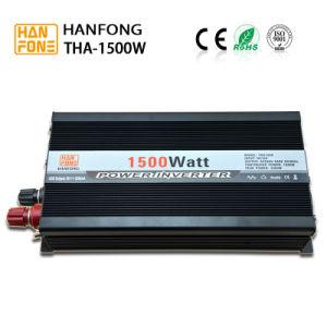 1500W 110V Solar Power Pakistan Inverter Price (THA1500) pictures & photos