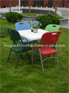 Morden Outdoor Furniture of Square Table for Camping Use pictures & photos