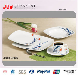 Hot Sale Squared Dinnerware Jsd116-S019) pictures & photos