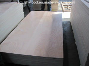 Okoume Commerical Plywood From Furniture pictures & photos