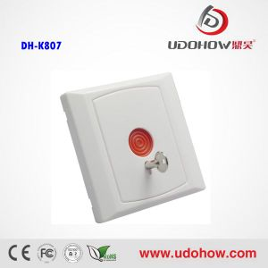 Panic Plastic Push Button Switch