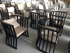 Restaurant Furniture Sets/Hotel Furniture/Hotel Luxury Sofa/Hotel Living Room Sofa/Canteen Sofa/Luxury Hotel Lobby Sofa (NCHS-008) pictures & photos